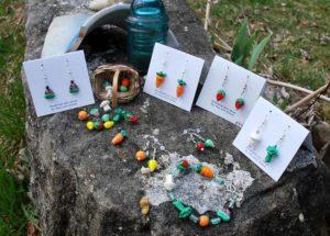 Springtime Beads